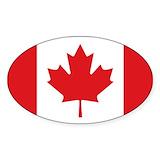 Canadian flag Single