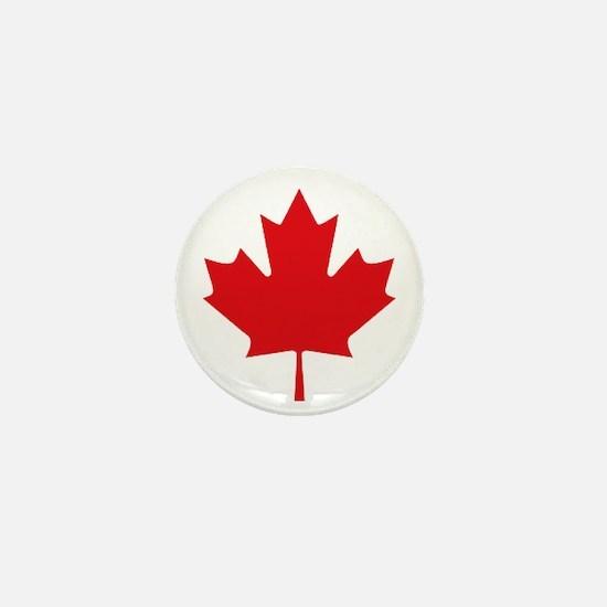 Canada National Flag Mini Button