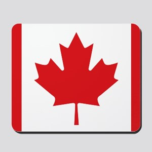 Canada National Flag Mousepad