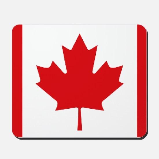 Canada National Flag Mousepad