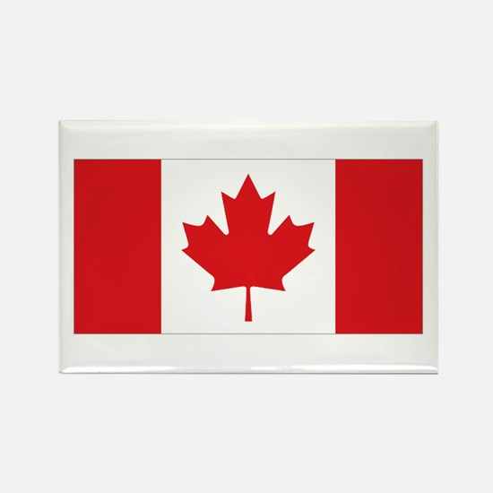 Canada National Flag Rectangle Magnet