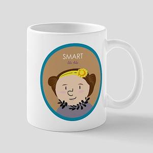 Smart like Ada Lovelace Mugs