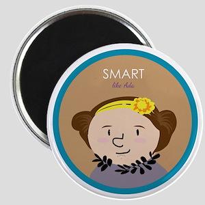 Smart like Ada Lovelace Magnets