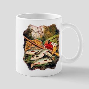Brook Trout 11 oz Ceramic Mug
