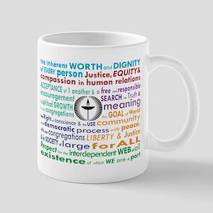 UU 7 Principles Mugs