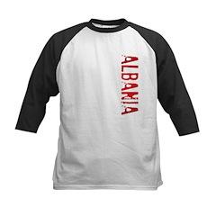 Albania Kids Baseball Jersey