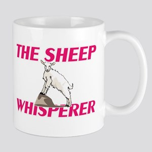 The Sheep Whisperer Mugs