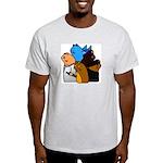 Furmentation Crew Ash Grey T-Shirt