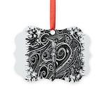 Jesus Picture Ornament
