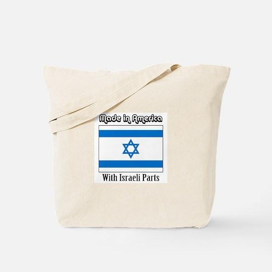 Israeli Parts Tote Bag