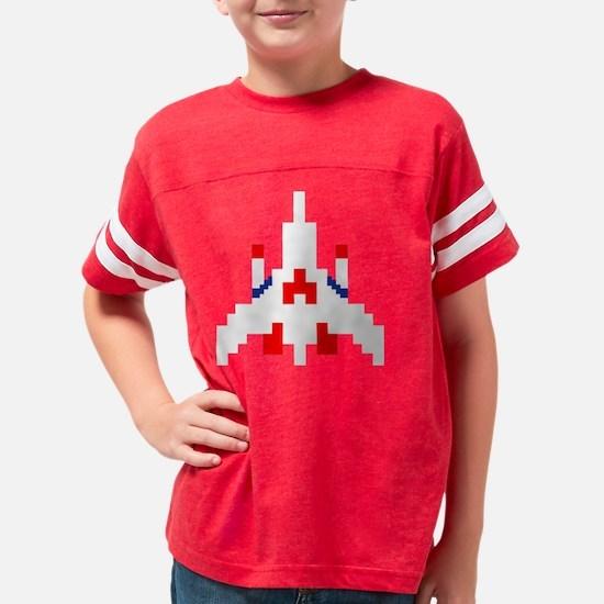 spaceship Youth Football Shirt
