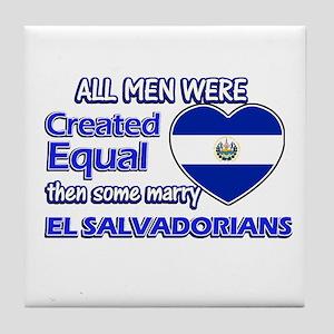 El Salvadorian husband designs Tile Coaster