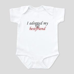 Adopted Bestfriend Infant Bodysuit