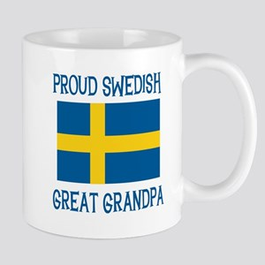 Swedish Great Grandpa Mug