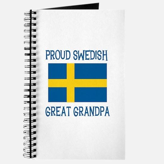 Swedish Great Grandpa Journal