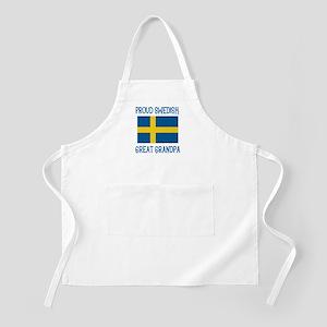 Swedish Great Grandpa BBQ Apron