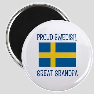 Swedish Great Grandpa Magnet