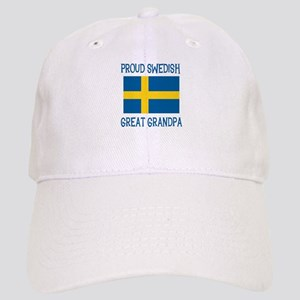 Swedish Great Grandpa Cap