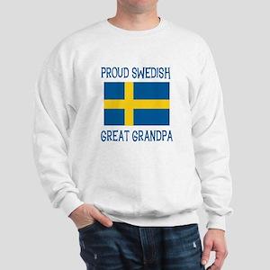 Swedish Great Grandpa Sweatshirt