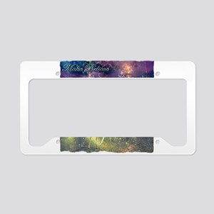 Make Believe License Plate Holder