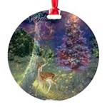Make Believe Round Ornament