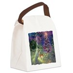 Make Believe Canvas Lunch Bag