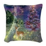 Make Believe Woven Throw Pillow
