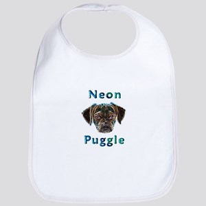 Neon Puggle Bib