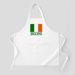 """Irish Flag & Ireland """"Vinque"""" BBQ Apron"""