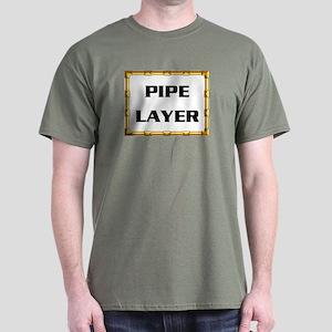 PIPE LAYER Dark T-Shirt