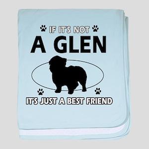 Glen Best Friend Designs baby blanket