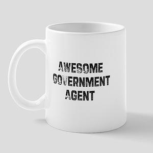 Awesome Government Agent Mug