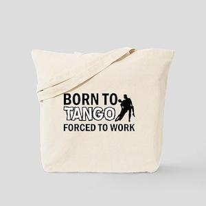 born to tango designs Tote Bag