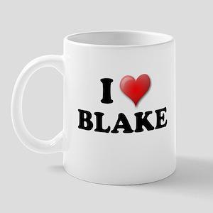 I LOVE BLAKE SHIRT TEE SHIRT  Mug