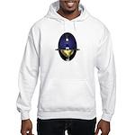 Blue Rapier Hooded Sweatshirt