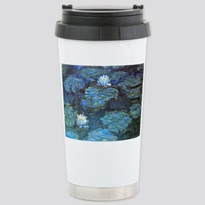 Claude Monet's Water Lilies - B Stainless Steel Tr