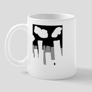 stupid city Mug