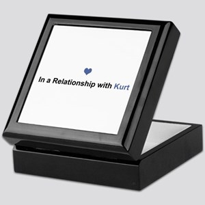 Kurt Relationship Keepsake Box