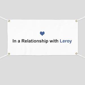 Leroy Relationship Banner