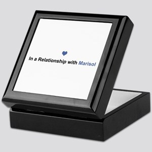 Marisol Relationship Keepsake Box