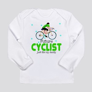 cycle3 Long Sleeve T-Shirt