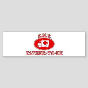 EMT FATHER-TO-BE (Ambulance) Bumper Sticker