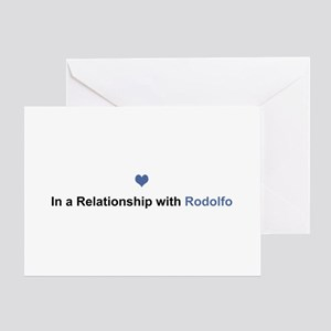 Rodolfo Relationship Greeting Card