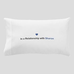 Sharon Relationship Pillow Case