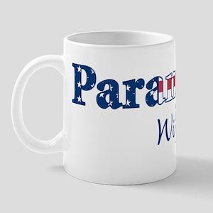 Paramedic Wife Mug