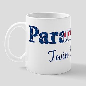 Paramedic Twin Sister Mug
