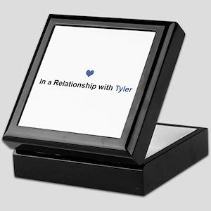 Tyler Relationship Keepsake Box