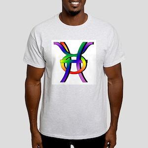GLBT Pisces & Taurus Light T-Shirt