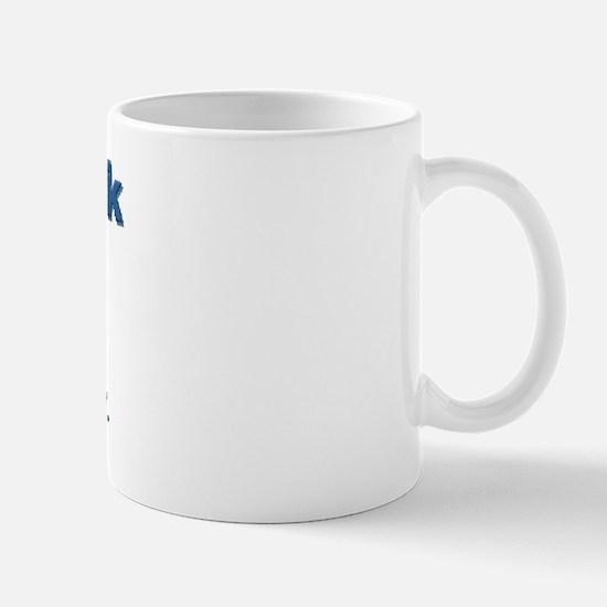 Teamwork - Blue Mug