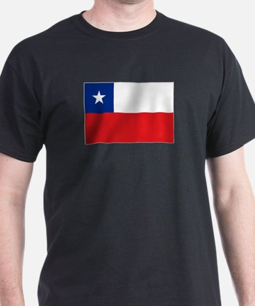 Chile Nal flag T-Shirt